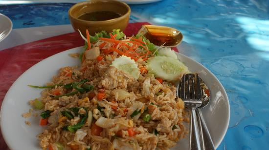 Krua Kritsana: Thai Seafood Fried Rice