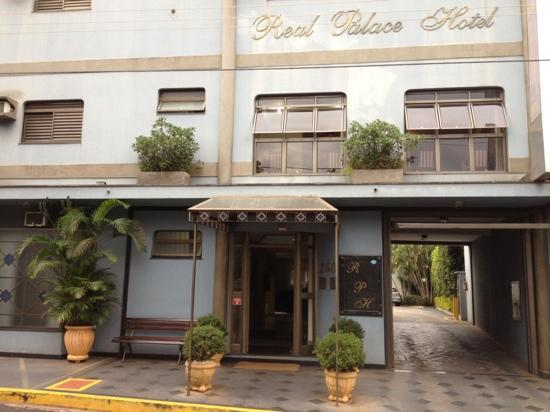 Bebedouro, SP: Real Palace Hotel