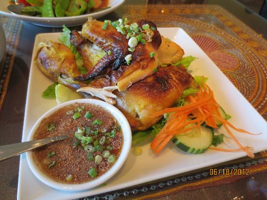 Siam Valee: Thai BBQ chicken