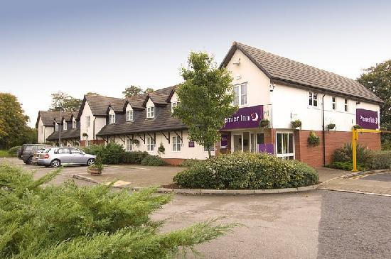 Premier Inn Preston North Hotel