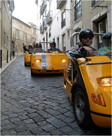 Gocar Tours Lisboa