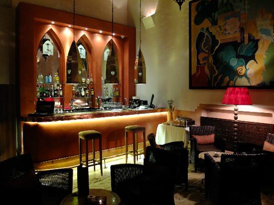 Les Jardins de la Medina: Hotel Bar