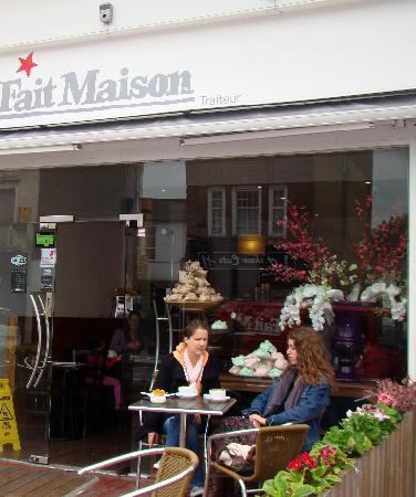 Fait maison london 245 goldhawk rd restaurant reviews for Maison london