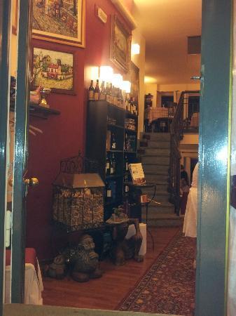 La Scaletta: L'ingresso