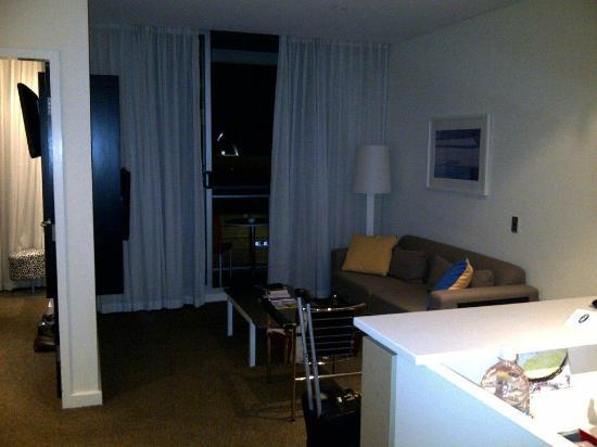 Adina Apartment Hotel Perth: Lounge Area
