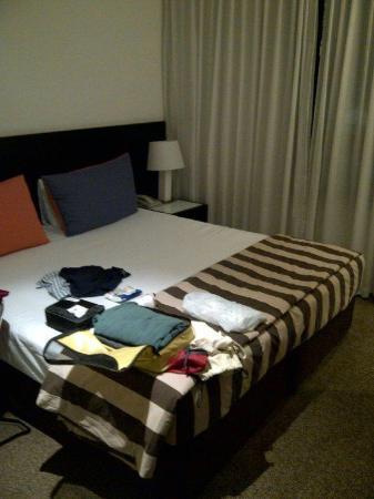 Adina Apartment Hotel Perth: Bedroom
