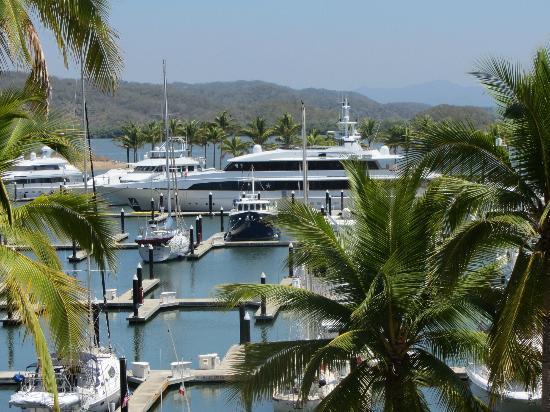 Grand Isla Navidad Resort: vue du balcon