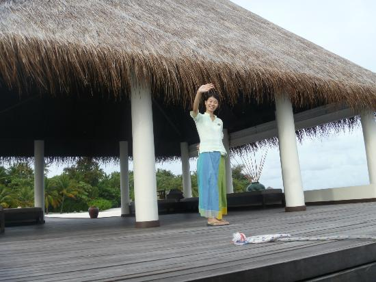 Coco Bodu Hithi: Jetty