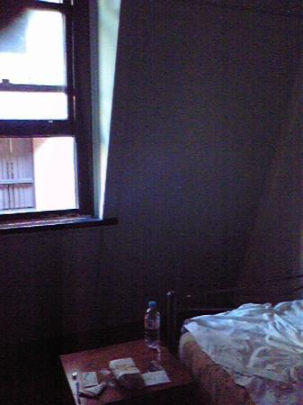 Nomads Brisbane Hostel : window