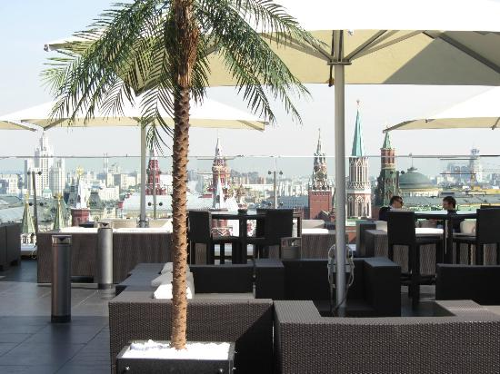 roof terrace bar ritz hotel picture of the ritz carlton. Black Bedroom Furniture Sets. Home Design Ideas
