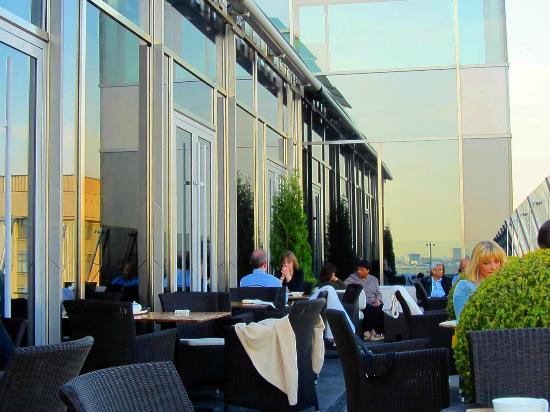 The Ritz-Carlton, Moscow: Club Terrace Ritz Carlton