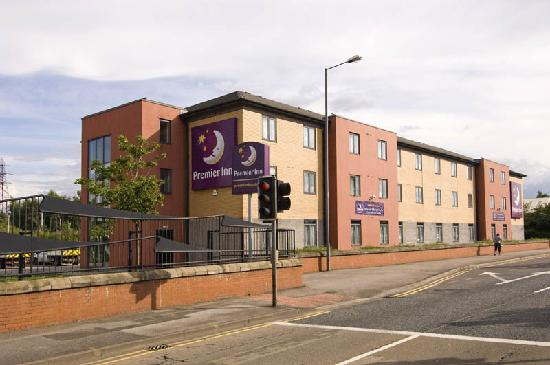 Premier Inn Sheffield Meadowhall Hotel: Premier Inn Sheffield - Meadowhall