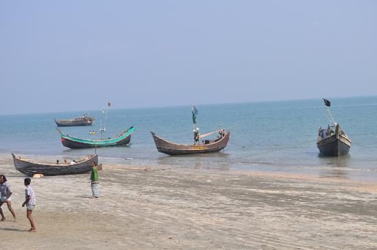 Chittagong Division, Bangladesch: Nice Beach view