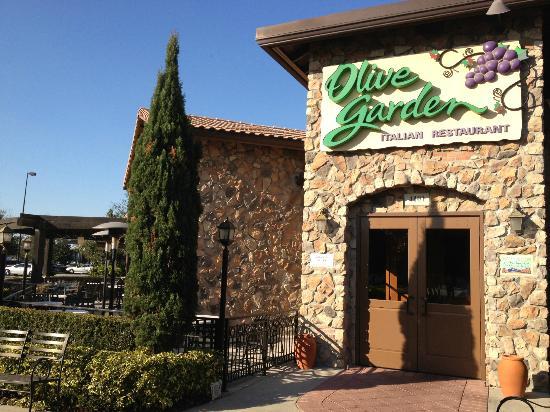 Olive Garden Orlando Picture Of Olive Garden Orlando Tripadvisor