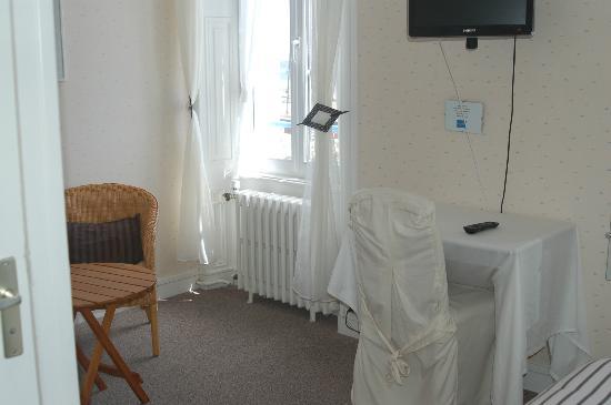 Hotel Vauban : dettaglio camera