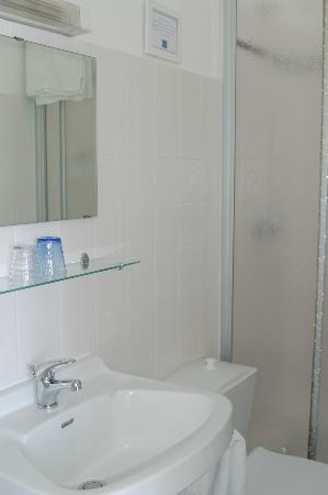 Hotel Vauban : bagno