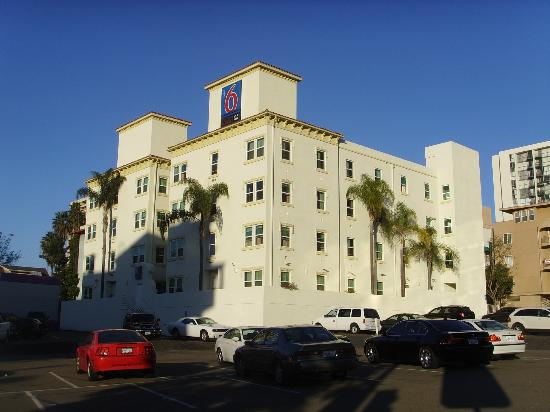 Motel 6 San Diego Downtown : motel