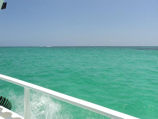 Ocean Blue & Sand: clear snorkeling excursion