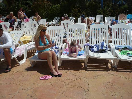 PortAventura Aquatic Park: transat super coller