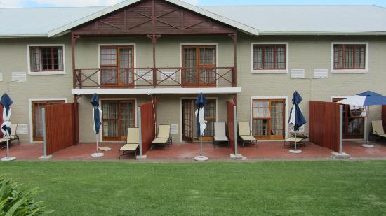 Caledon Hotel, Spa, Casino: hotel