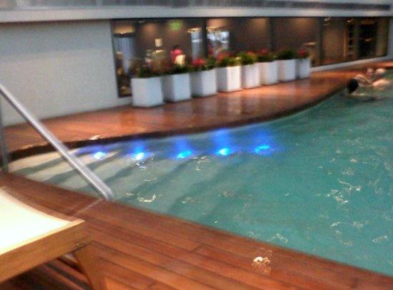 Pullman City Center Rosario: piscina cubierta.......