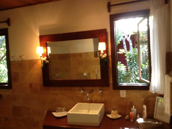 Pousada Terra dos Goitis: Banheiro
