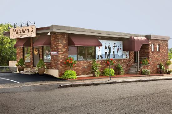 Matthew S Italian Restaurant Clifton Menu Prices
