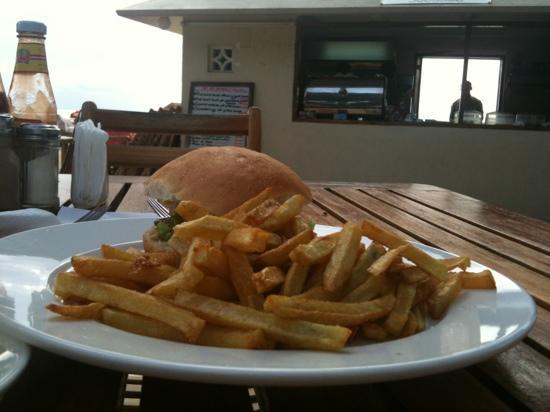 Cafe Foro: burger