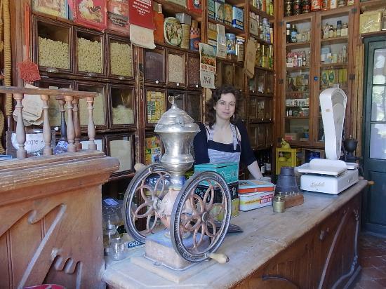 Casa Leonardo: l'épicerie à l'ancienne