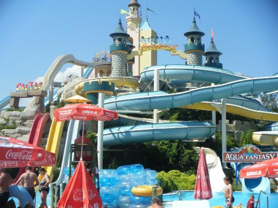 slides - Picture of Aqua Fantasy Aquapark, Selcuk ...