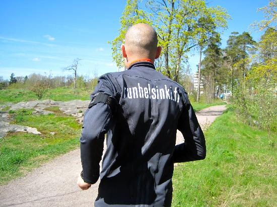 Helsinki Running Tours: Our professional guides