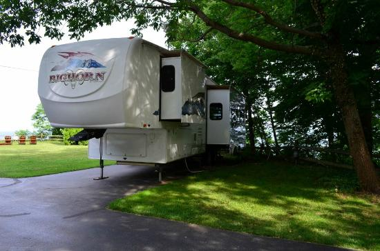 Lakeview on the Lake: The RV