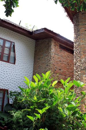 Somkiet Buri Resort: hotel area