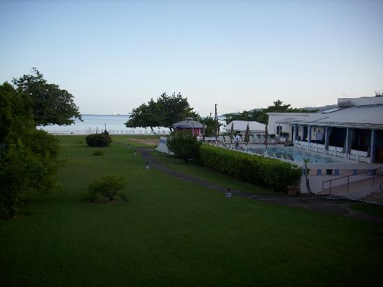 Allamanda Beach Resort & Spa: View from our room