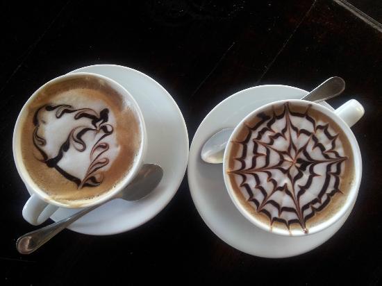 High Life Bungalow Resort: Cappuccino