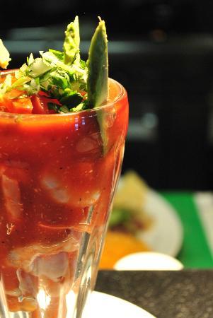 US Bar and Restaurant: SHRIMP COCKTAIL