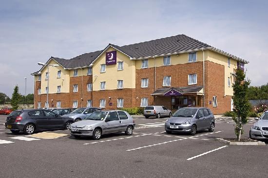 Premier Inn Swindon Central Hotel: Premier Inn Swindon Central