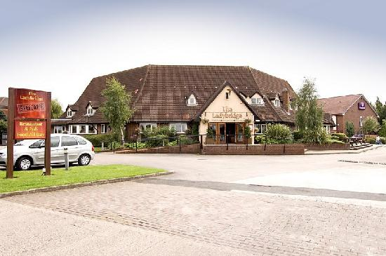Premier Inn Tamworth Central Hotel: Premier Inn Tamworth Central