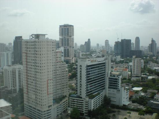 ‪‪Sukhumvit Park, Bangkok - Marriott Executive Apartments‬: Awesome View