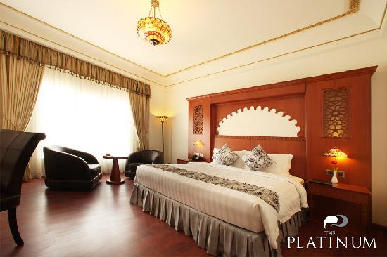 The Platinum: Deluxe Room