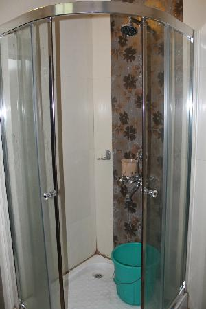 Dekeling Resort at Hawk's Nest: Shower cubicle