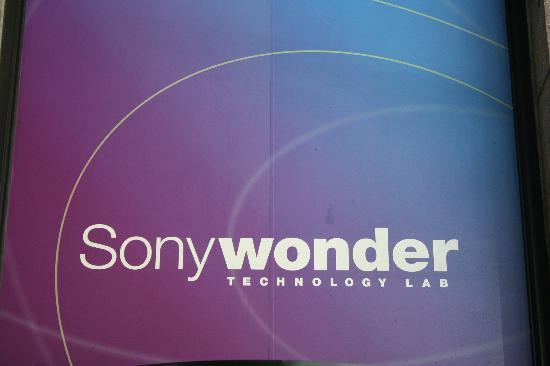 Sony Wonder Technology Lab : Sony