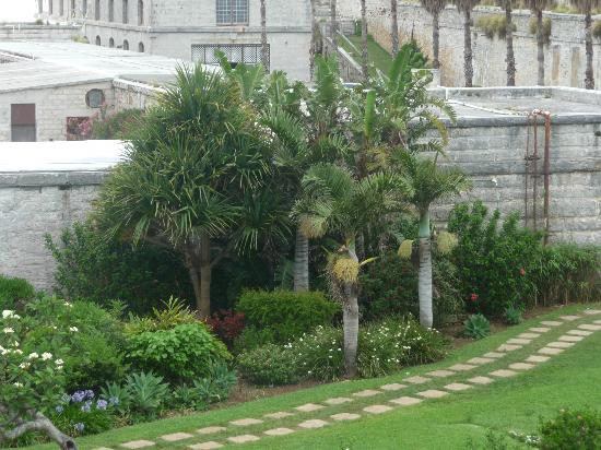 National Museum of Bermuda: Bermuda Maritime Museum grounds