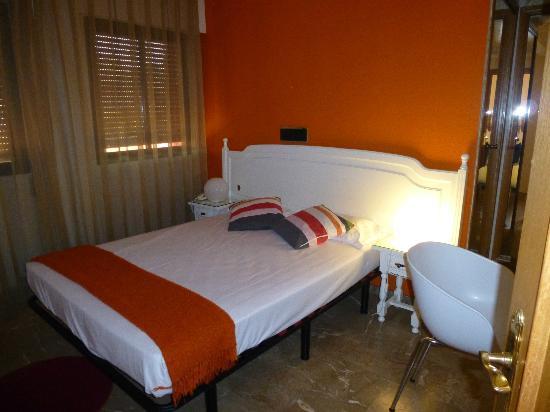 Aparthotel G3 Galeon : chambre à coucher