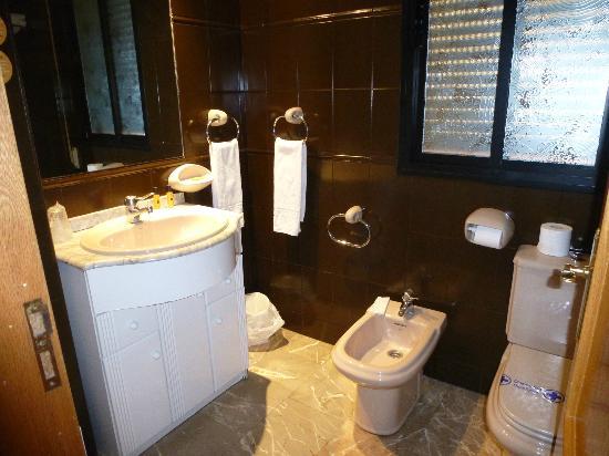 Aparthotel G3 Galeon : salle de bain