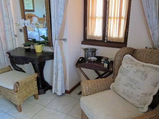 Faros Suites : Lovely furnished