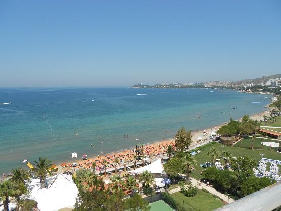 Ephesia Hotel : view