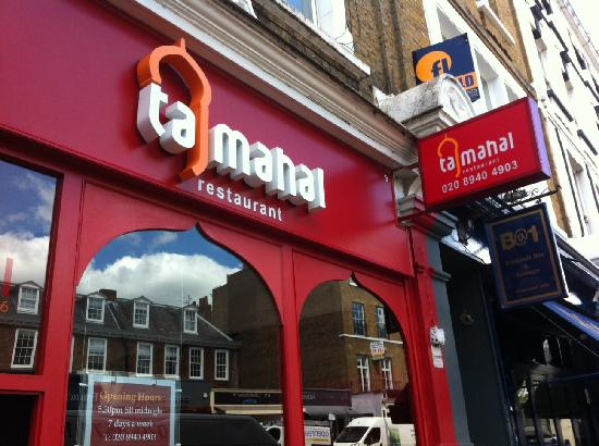 Taj Mahal Restaurant Richmond 9 Petersham Rd Updated