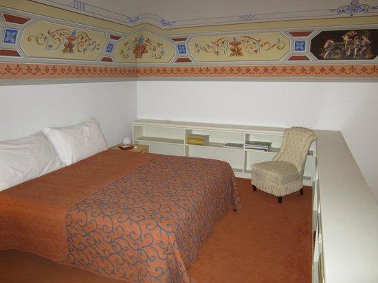 L'Orangerie : Loft bedroom