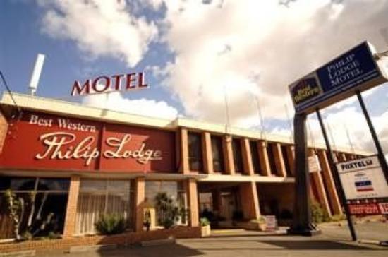 BEST WESTERN Ashfields Philip Lodge Motel